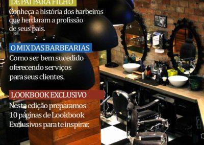 Revista BarberQG - Edição 001 Agt Capa