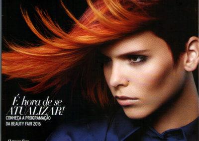 Revista Viva Beleza - Ed 71 - Maio 2016 - Capa