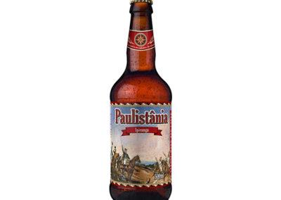 Cerveja Paulistania Craft Ipiranga 500ml
