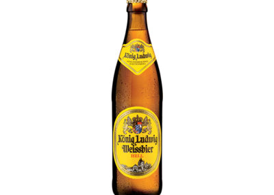 Cerveja Konig Ludwig Weissbier 500ml