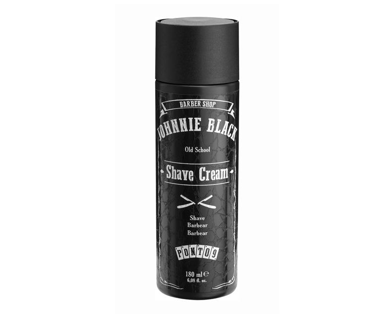 Shave Cream da Johnnie Black – 2X1 Creme de Barbear e Pós Barba