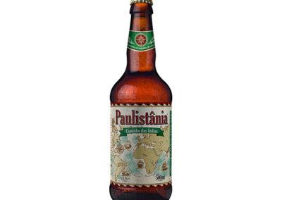 Cerveja Paulistania Craft Caminho Indias 500ml