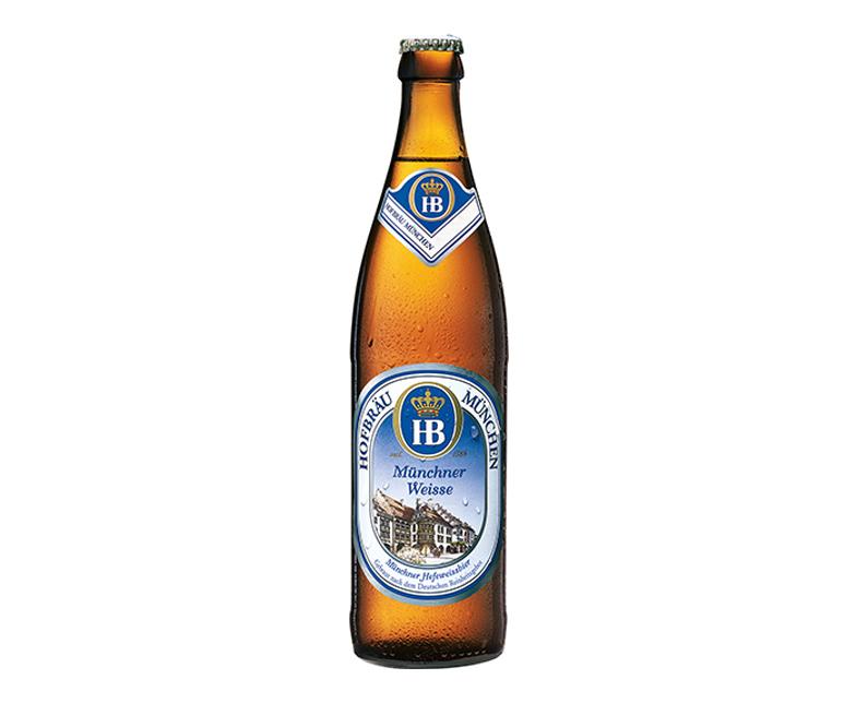Cerveja Hofbrau Münchner Weisse 500ml